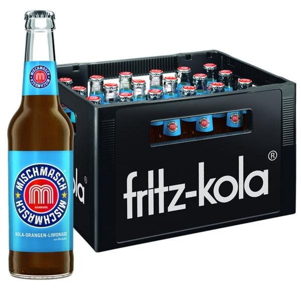 Kiste Mischmasch Fritz-Kola