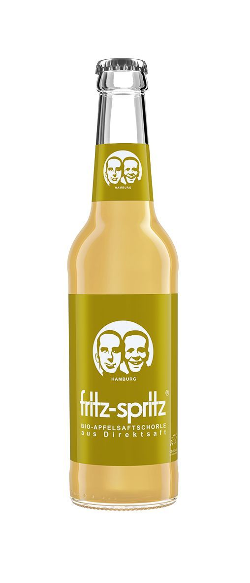 Fritz-Spritz Bio Apfelsaftschorle