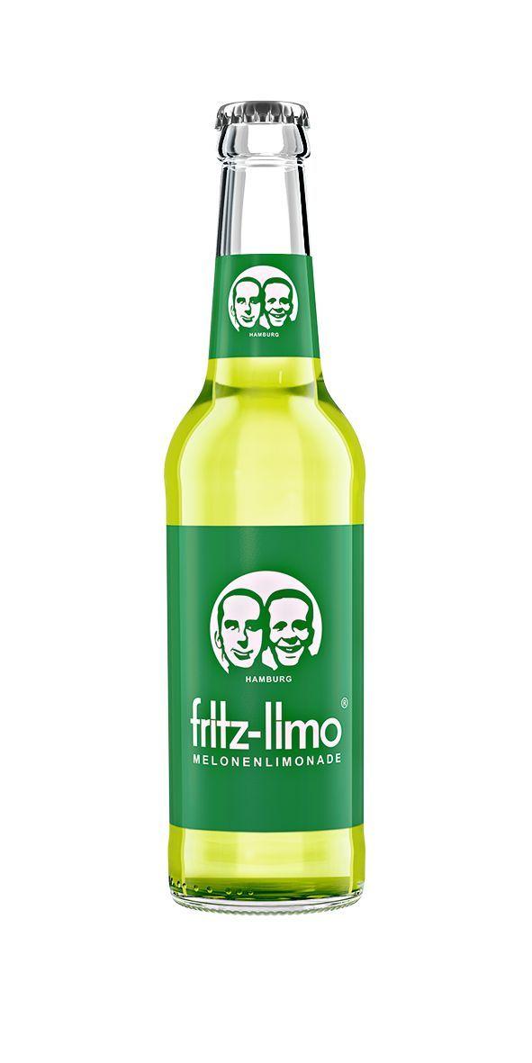 Fritz-Limo Melonenlimonade