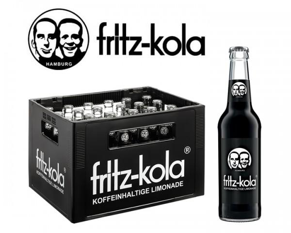 Kiste Fritz-Kola