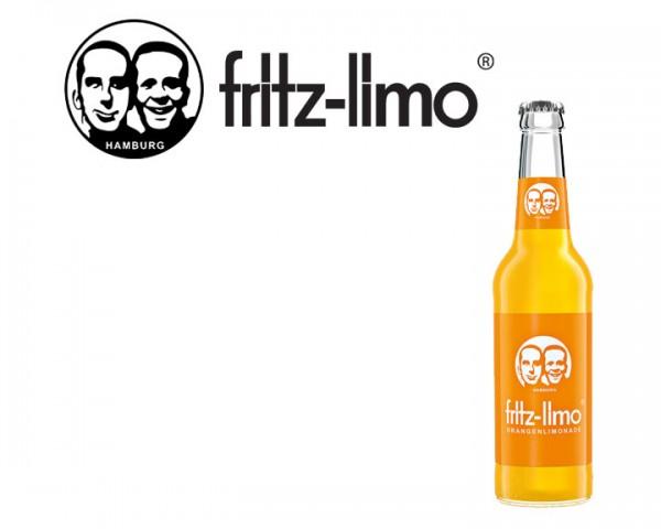 Fritz-Limo Orangen